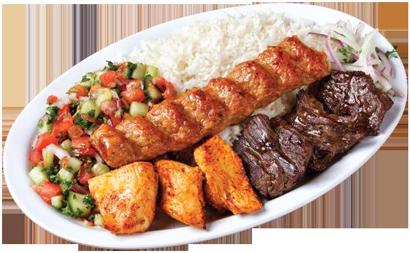 Beef-Checken-Kabob